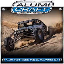 alumi blast alumi craft racers take on the 425 race dezert