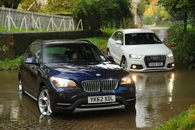 Bmw X1 Vs Audi Q3 Auto Express