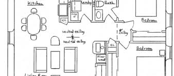 Two Bedroom Ranch House Plans 100 2 Bedroom Ranch House Plans Post U0026 Beam House Plans
