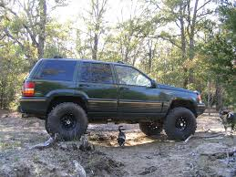 lifted jeep grand cherokee chadwurm81 1995 jeep grand cherokee specs photos modification
