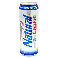 how much alcohol is in natural light beer busch natural light 25oz can beer wine and liquor delivered