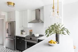 two tone ikea kitchen cabinets design ideas