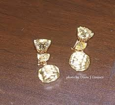 diamond earrings philippines diamond and gold jewelry collection of imelda marcos