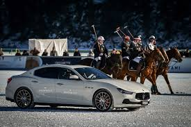 maserati bordeaux snow polo world cup st moritz x maserati what we adore
