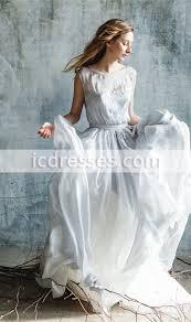 plus size blush wedding dresses blue lace chiffon boho wedding dress 2016 cheap blush wedding