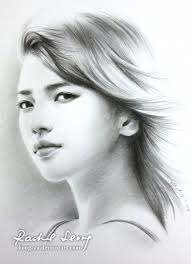 20 beautiful pencil drawing works by leong hong yu