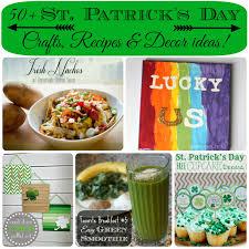 50 st patrick u0027s day crafts recipes u0026 decor ideas diane u0027s