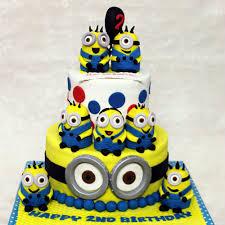 minions cake minions sams cake factory