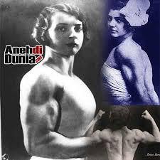 foto perempuan perkasa jaman dulu berita aneh dan unik di dunia