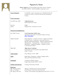 resume examples work experience first resume examples my first