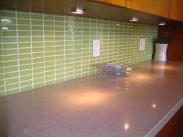 Emejing Large Glass Tiles For Backsplash Photos Home Design - Glass tile backsplash ideas