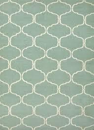 moroccan tile delphine rug turquoise maroc delphine