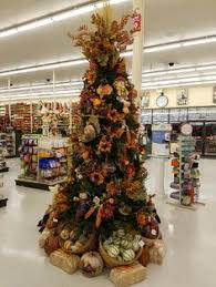 fall tree at hobby lobby seasonal fall trees