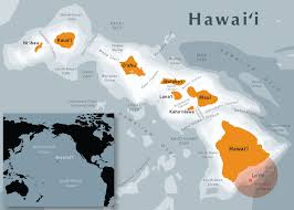 United States Map With Hawaii by Home Hawai U0027i U0026 The Pacific Library At Windward Community College
