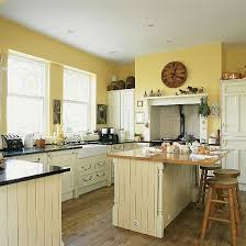 yellow country kitchen yellow country kitchens apron front sink