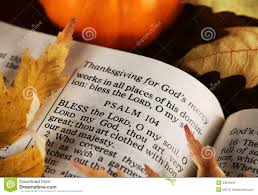 thanksgiving detail stock photo image of bible book 32527866