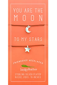 star friendship necklace images Friendship collection lucky feather png