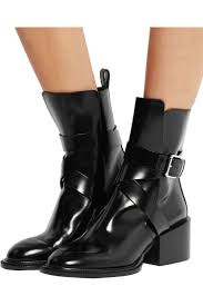 brown leather biker boots 106 best boots images on pinterest leather boots black leather