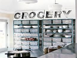 kitchen wall storage ideas kitchen storage shelves savvy ways to store food metal shelving