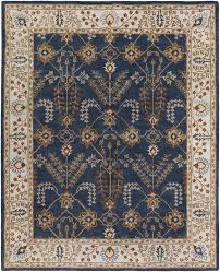 Area Rugs Greensboro Nc Artistic Weavers Middleton Kelly Hand Crafted Navy Beige Area Rug