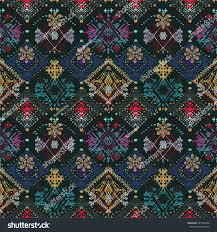 Tribal Print Wallpaper by Abstract Ethnic Seamless Pattern Tribal Art Stock Vector 367703654