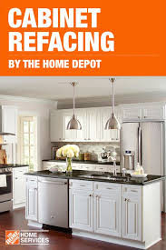 home depot refacing kitchen cabinet doors bring your kitchen back to with cabinet refacing if