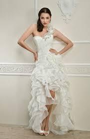 robe mari e courte devant longue derriere robe de mariée cosmobella 2013 modèle 13cos 7621