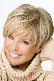 hair pictures of woman over 50 with bangs chic short bob haircut for women age over 50 dorothy hamill s