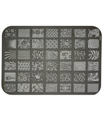 imported nail art stamping kit image plate xy13 buy imported nail