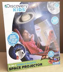 Projector Stars On Ceiling by Light Up The Ceiling With Discovery Kids Space Projector