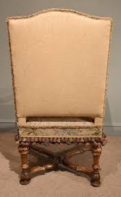 Italian Armchair A Stunning Late 17th Century Italian Armchair 1690 England From