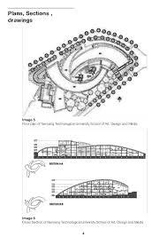 university floor plan plans sections drawings image 5 floor plan of nanyang