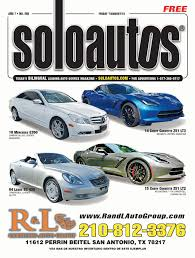 lexus san antonio oil change solo autos san antonio by digital publisher issuu