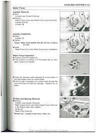 2008 2014 kawasaki ksf450b kfx450r atv service manual