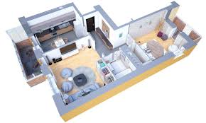 d floor plans walkthroughs restaurant plan maker freefloor 3d free