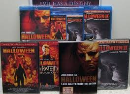 Halloween Dvd Rob Zombie U0027s Halloween On Dvd U0026 Blu Ray Michael Myers Net
