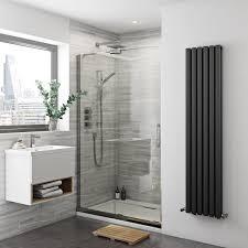 Shower Door Mode Premium 8mm Easy Clean Left Handed Sliding Shower Door