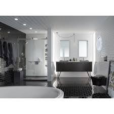 kohler k 706013 l shp levity silver shower doors efaucets com