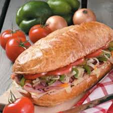 grilled sub sandwich recipe taste of home