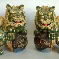 pictures of foo dogs vintage and antique foo dogs and lions collectors weekly
