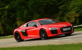 2017 audi r8 v10 pricing released car and driver car