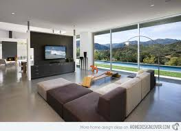 livingroom tv 15 modern day living room tv ideas home design lover