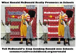 Ronald Mcdonald Phone Meme - ronald mcdonald school appearances 2014 2015 caign for a
