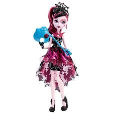 Draculaura Halloween Costumes Monster Dance Fright Draculaura Doll Dnx33