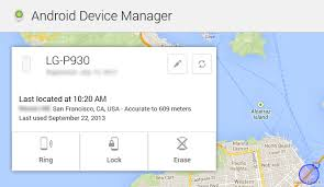 android device manager how to use remote lock in android device manager