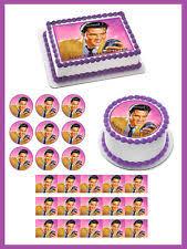 elvis cake topper elvis party supplies ebay