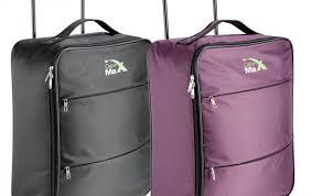 lightest cabin bag stockholm the worlds lightest trolley bag