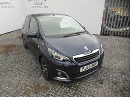 peugeot 108 used cars for sale peugeot 108 1 2 allure 5dr manual for sale in clitheroe james