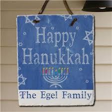 happy hanukkah signs hanukkah gifts personalized hanukkah gifts giftsforyounow