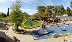 playground design magical bridge playground is america s most all inclusive
